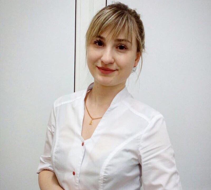 Попова Дарья Викторовна